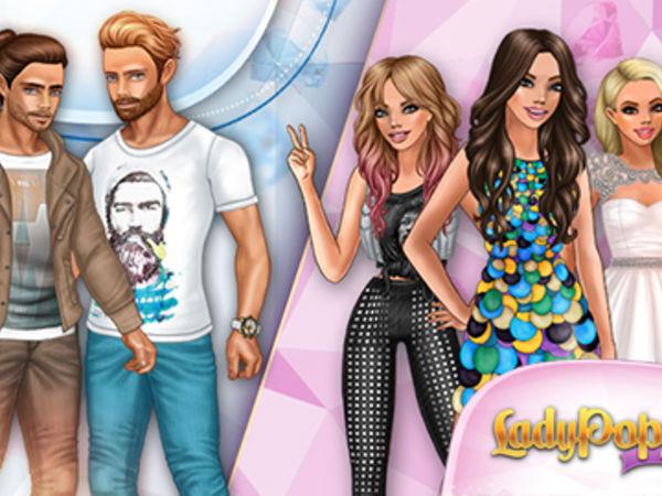 Bild zu Alle-Spiel Lady Popular