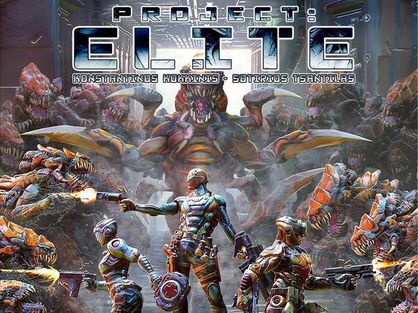 Bild zu Alle Brettspiele-Spiel Project: Elite