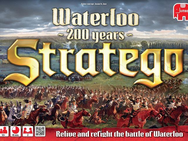 Stratego Waterloo Bild 1