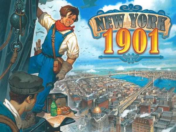 Bild zu Alle Brettspiele-Spiel New York 1901