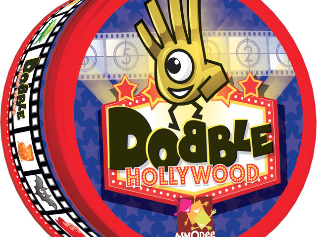 Dobble: Hollywood Bild 1