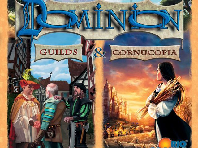 Dominion: Guilds & Cornucopia Bild 1