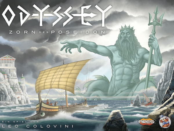 Bild zu Frühjahrs-Neuheiten-Spiel Odyssey: Zorn des Poseidon