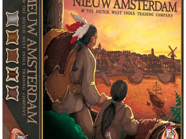 Nieuw Amsterdam Bild 1