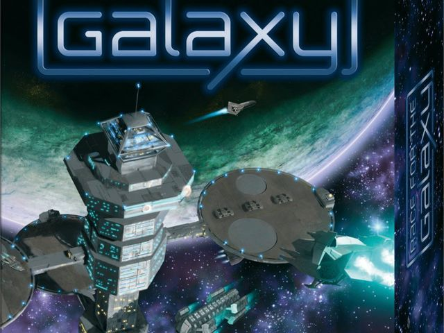 Race for the Galaxy Bild 1