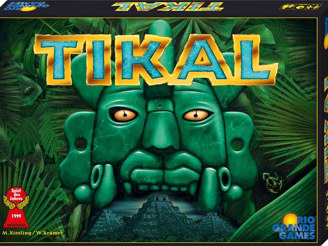 Tikal Bild 1