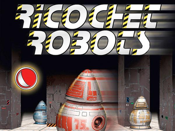Bild zu Alle Brettspiele-Spiel Ricochet Robots