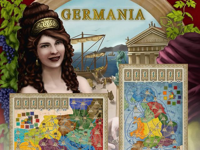 Concordia: Britannia & Germania Bild 1