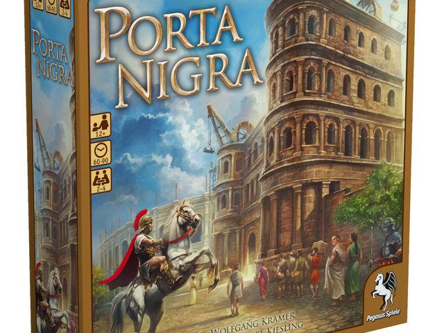 Porta Nigra Bild 1