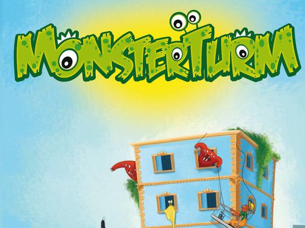 Bild zu Alle Brettspiele-Spiel Monsterturm