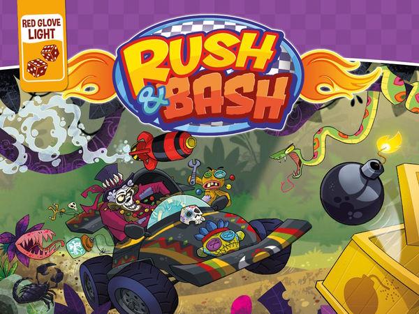 Bild zu Alle Brettspiele-Spiel Rush & Bash
