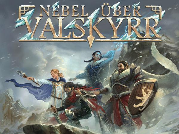 Bild zu Alle Brettspiele-Spiel Nebel über Valskyrr