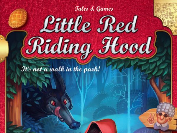 Bild zu Alle Brettspiele-Spiel Rotkäppchen