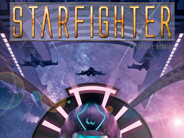 Bild zu Alle Brettspiele-Spiel Starfighter