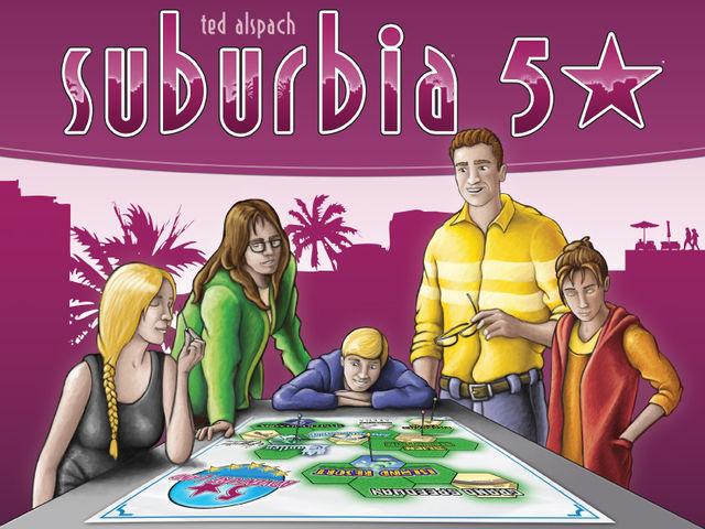 Suburbia: 5 Sterne Bild 1
