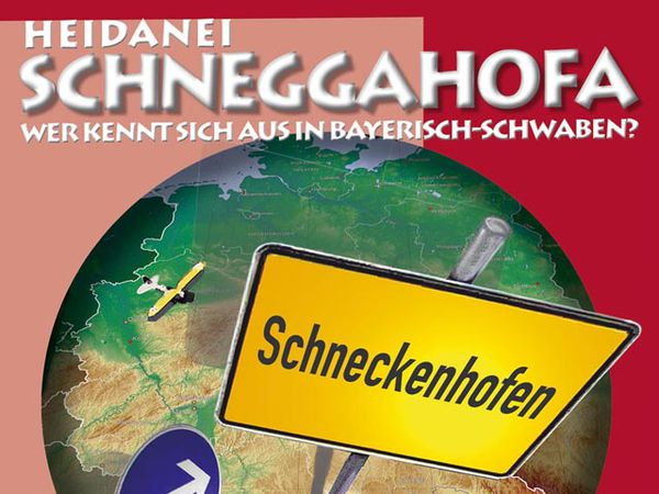 Bild zu Alle Brettspiele-Spiel Heidanei Schneggahofa