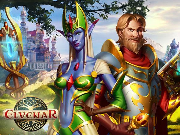 Bild zu Strategie-Spiel Elvenar
