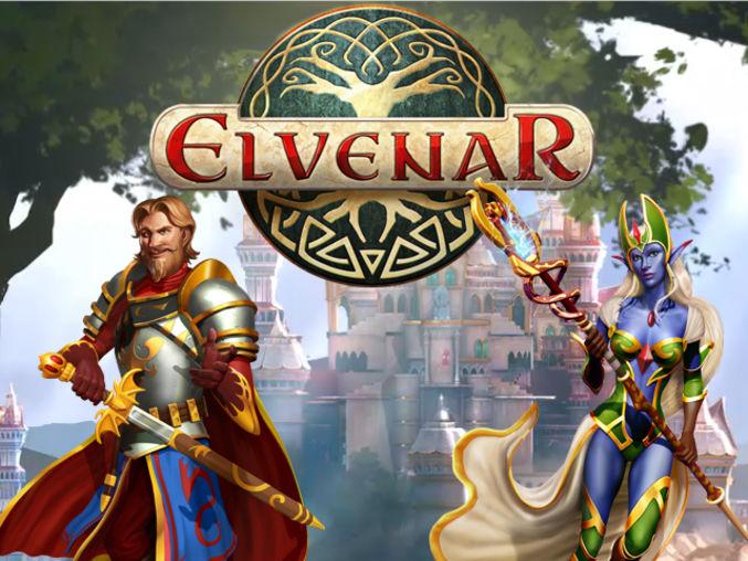 Spiel Elvenar
