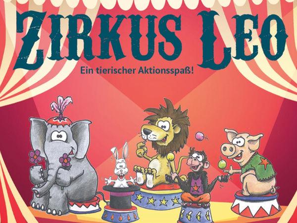 Bild zu Alle Brettspiele-Spiel Zirkus Leo
