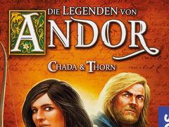 Die Legenden von Andor: Chada & Thorn