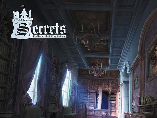 Bild zu Alle Brettspiele-Spiel Castles of Mad King Ludwig: Secrets