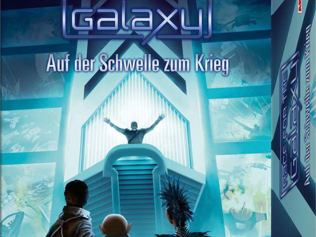 Race for the Galaxy: Auf der Schwelle zum Krieg Bild 1