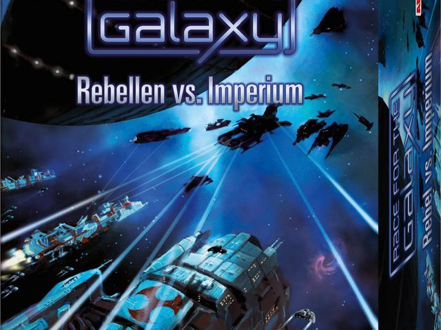 Race for the Galaxy: Rebellen vs. Imperium Bild 1