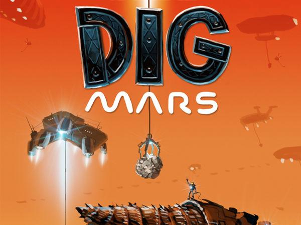 Bild zu Alle Brettspiele-Spiel Dig Mars