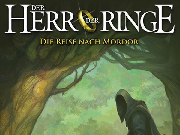 Bild zu Alle Brettspiele-Spiel Der Herr der Ringe: Die Reise nach Mordor