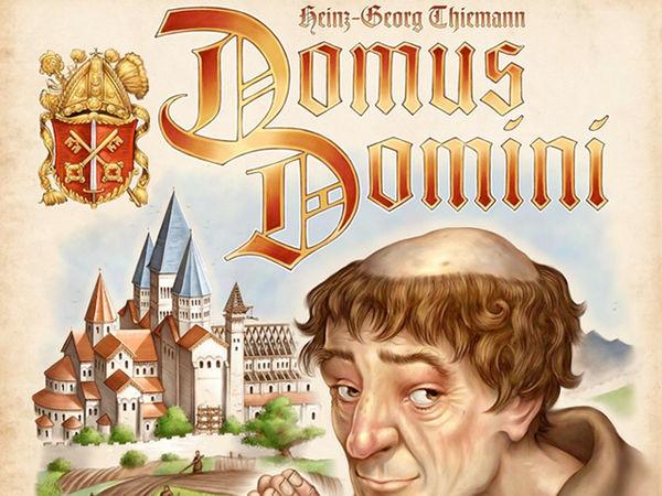 Bild zu Alle Brettspiele-Spiel Domus Domini