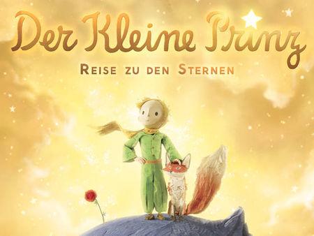 Der kleine Prinz: Reise zu den Sternen