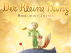 Vorschaubild zu Spiel Der kleine Prinz: Reise zu den Sternen