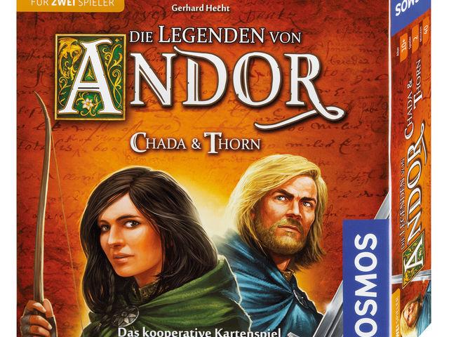 Die Legenden von Andor: Chada & Thorn Bild 1