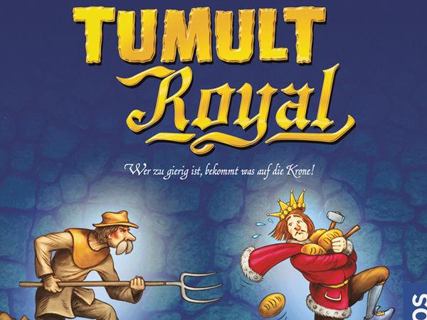 Bild zu Alle Brettspiele-Spiel Tumult Royal