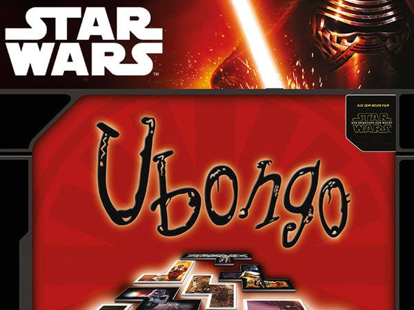 Bild zu Alle Brettspiele-Spiel Ubongo: Star Wars - Das Erwachen der Macht
