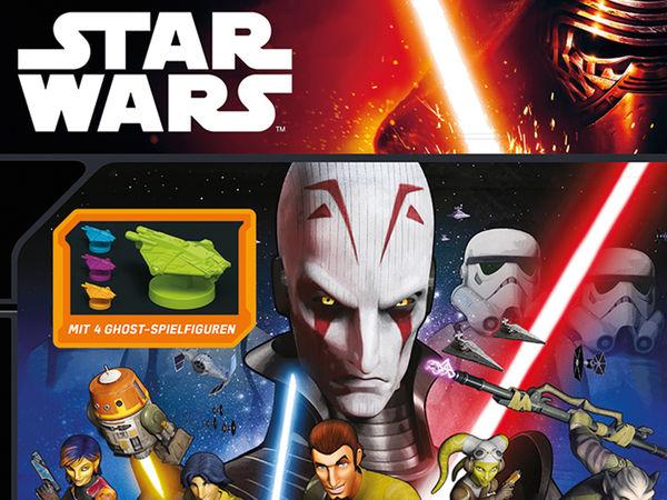 Bild zu Alle Brettspiele-Spiel Star Wars Rebels: Angriff der Rebellen