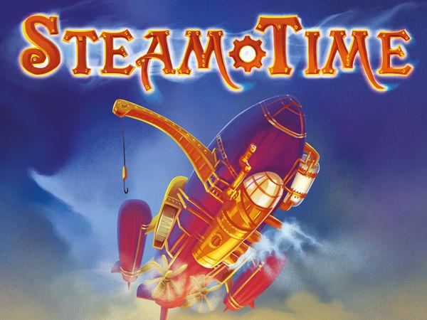 Bild zu Frühjahrs-Neuheiten-Spiel Steam Time