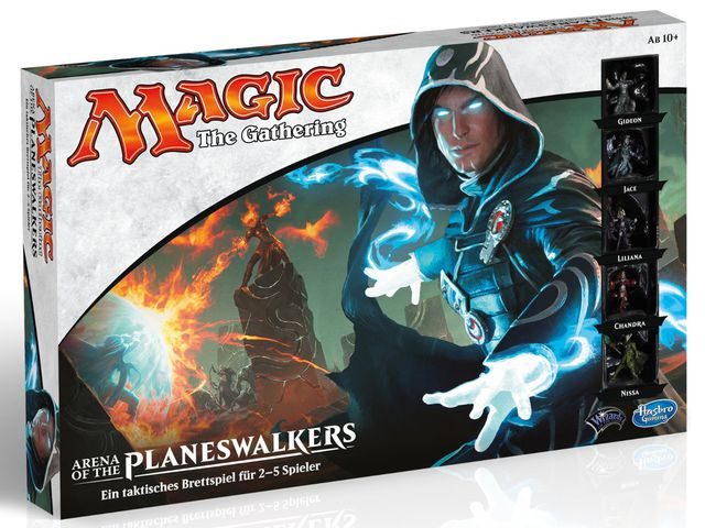 Magic: The Gathering - Arena of the Planeswalkers Bild 1