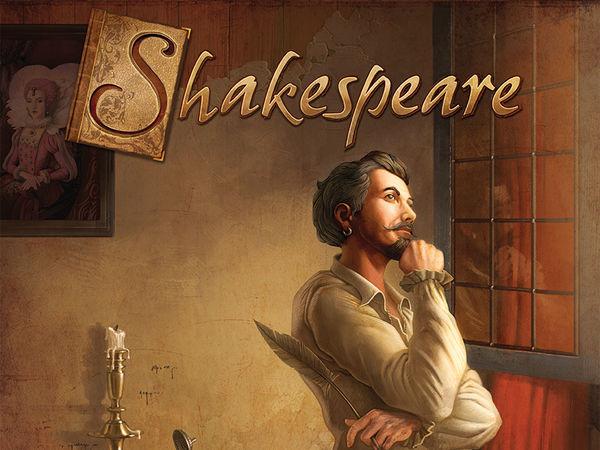 Bild zu Alle Brettspiele-Spiel Shakespeare