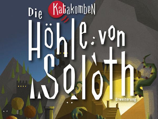 Bild zu Alle Brettspiele-Spiel Katakomben: Die Höhle von Soloth