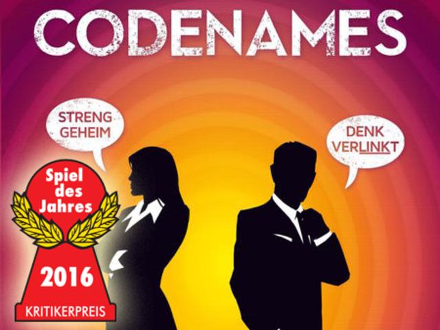 Codenames Bild 1