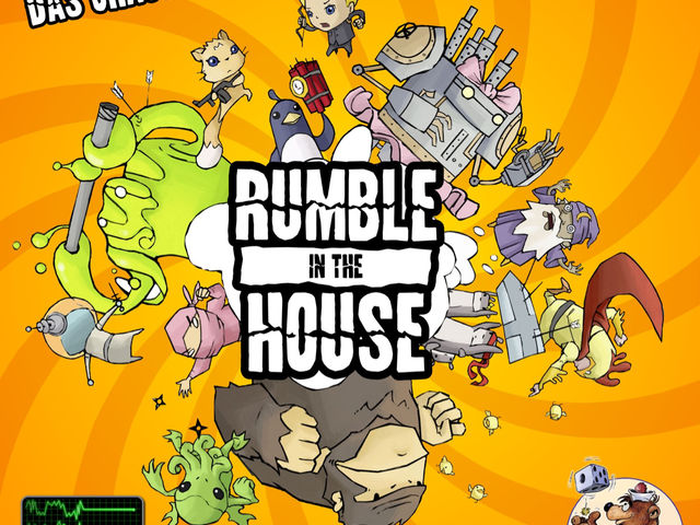 Rumble in the House Bild 1
