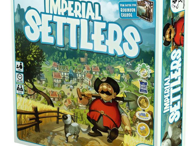 Imperial Settlers Bild 1