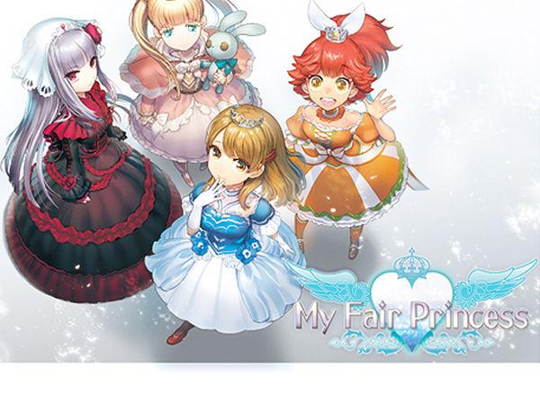 Bild zu Alle Brettspiele-Spiel My Fair Princess