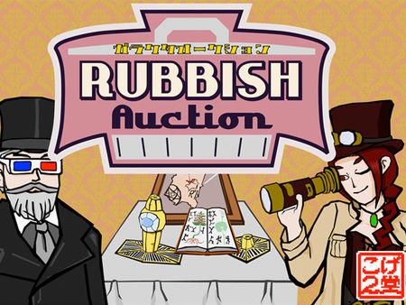 Rubbish Auction