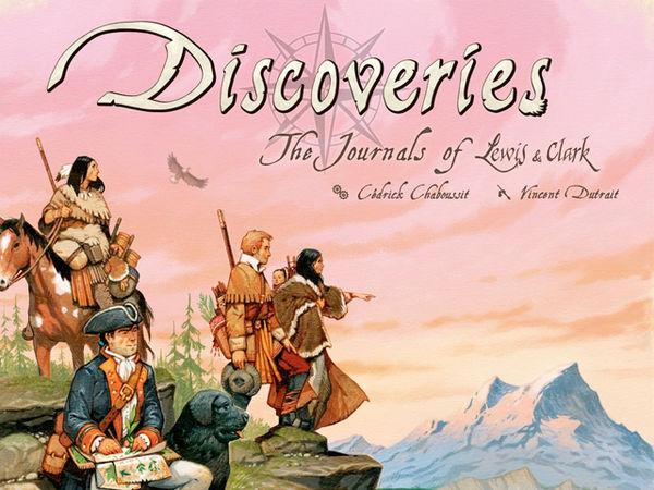 Bild zu Frühjahrs-Neuheiten-Spiel Discoveries