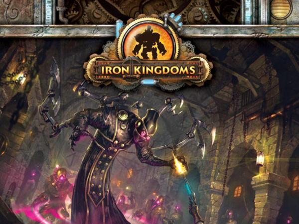 Bild zu Alle Brettspiele-Spiel Iron Kingdoms: Die Unterstadt