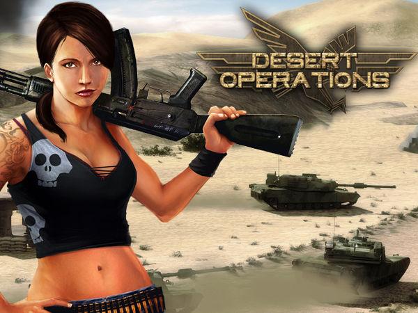 Bild zu Strategie-Spiel Desert Operations