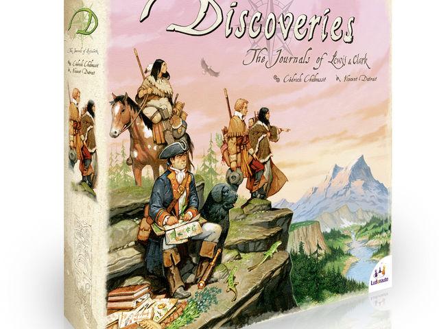 Discoveries Bild 1