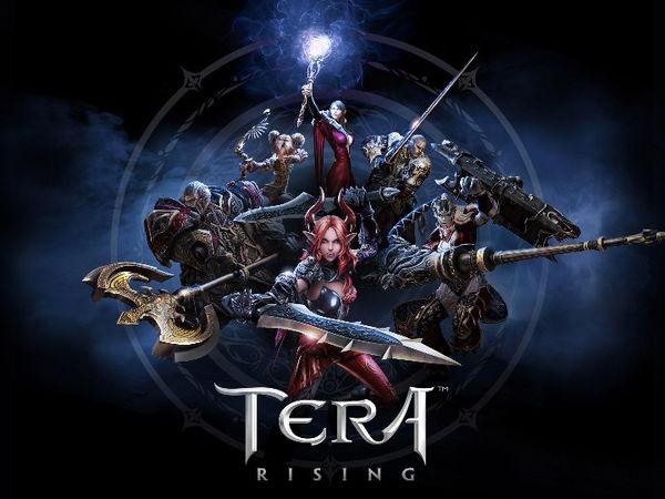 Bild zu Rollenspiele-Spiel Tera
